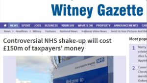 controversial NHS 2