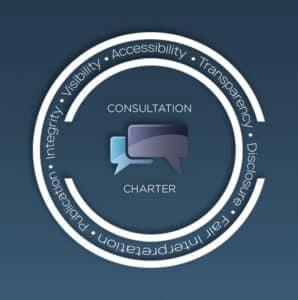 Consultation Charter logo